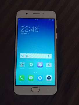 OPPO F1s tiptop condition