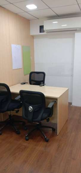 Furnished office on lease/rent in mahape, navi mumbai