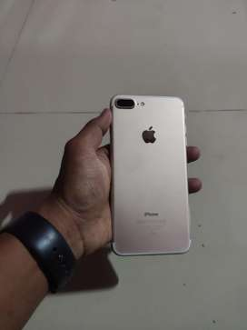 iPhone 7 Plus + 32gb With box & Charger