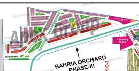 RESIDENTIAL PLOT - BAHRIA ORCHARD PHASE 3  , LAHORE