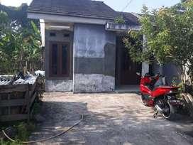 Dijual rumah bersertifikat