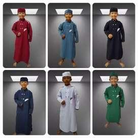 Baju muslim anak termurah