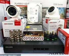 PROMO PAKET CCTV HIKVISION TURBO HD GRATIS PASANG AREA JOGJA