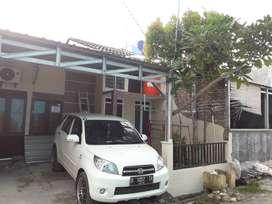 Di kontrakan rumah puri krakatau hijau blok b3 no 28