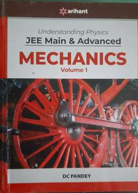 Jee advanced physics dc pandey set of 4 books