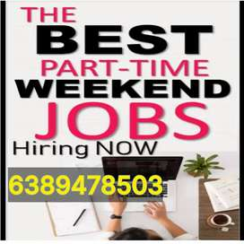 Only 15 vacancies left for offline Data entry job. Hurry up