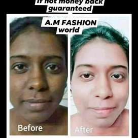 A.M FAIRNESS CREAM 100% RESULTS