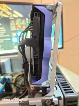 TOSHIBA 500GB hhd for computer.