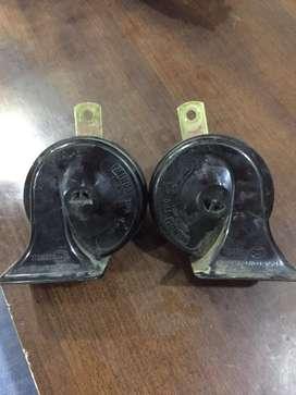 Car horn and polo left new head light
