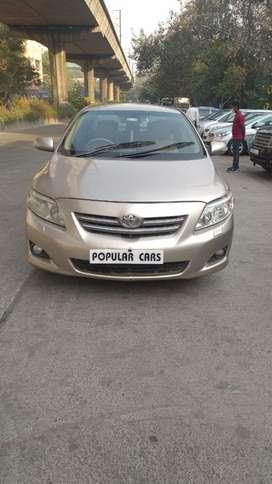 Toyota Corolla Altis 1.8 G, 2008, Petrol