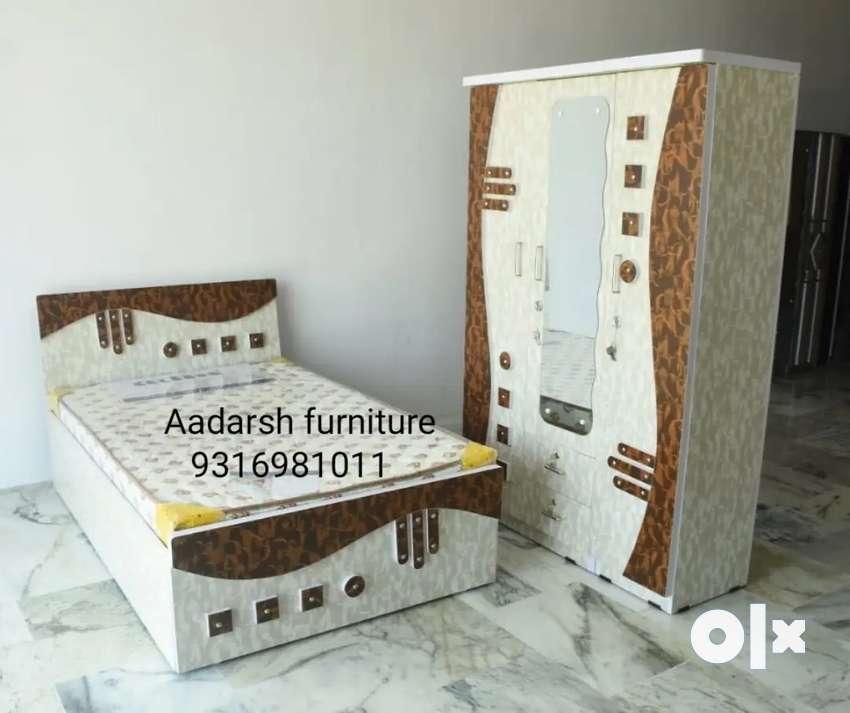 Brand new bedroom set (dholka)