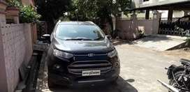 Ford Ecosport 2014 Diesel 87000 Km Driven