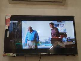 sony brand 24 inch non smart slim box pack led tv with 1 year warranty