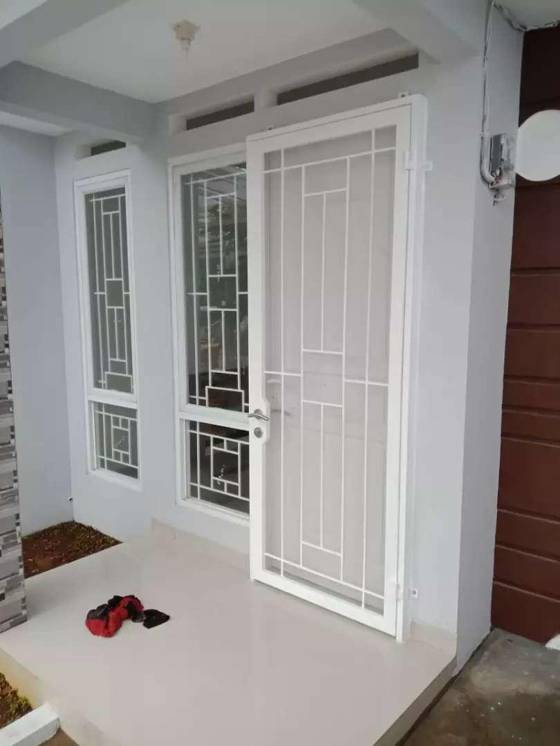 Tralis Pintu/Jendela 0