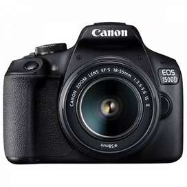 Canon 1500d for rent