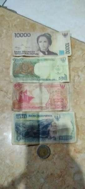 Uang koin 1000 tahun 2000