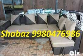 RA63 Corner sofa set with 3 years warranty call us