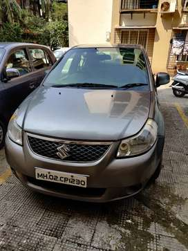 SX4 COMPANY FITTED CNG URGENT SELL