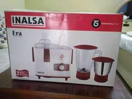 DiwaLi bumper INALSA co. Product juicer glander .