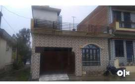 2 Room and Hall with Roof access , corner property