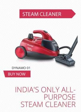 Prestige clean home steam cleaner mop