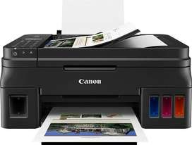 Canon G3110 Multifunctional Continuous Ink Usb Wifi Printer