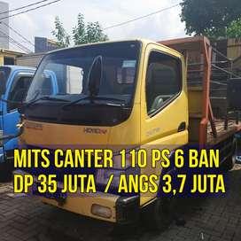 (Dp 35 juta) Canter 6 Ban