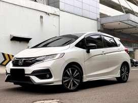 Honda Jazz 1.5 RS CVT 2019 service record, mesin sehat, garansi