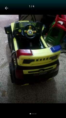 Jeep  for 4 to 13 year kids
