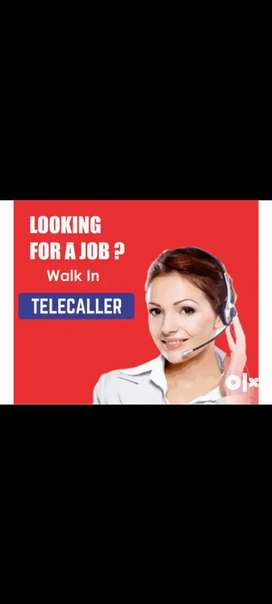 Females telecaller required urgently