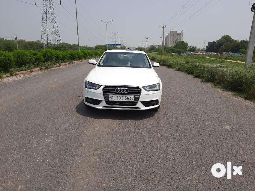 Audi A4 2.0 TDI (177bhp), Premium Plus, 2013, Diesel 0
