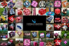 Handmade Gift Items from V-Intaglio Creations