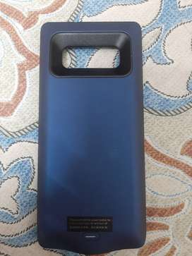 Note 8 Power Bank Back Cover Imported