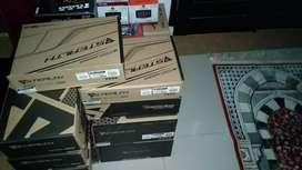 Paket Audio Sound SQ SQL merk STEALTH SONY AVIX PIONEER CUBIC garansi