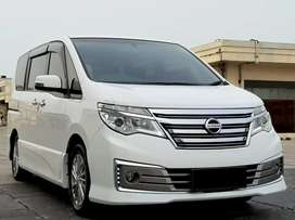 Nissan Serena HWS Autech 2015 KM.50rb record