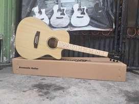Gitar lakewood accoustic doubel run