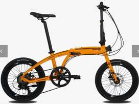 Dijual Sepeda Lipat Pacific Noris Transformers Limited Edition