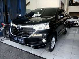 Toyota Grand Avansa G Manual 2016 Km +/- 15.000