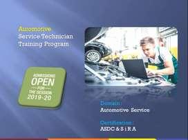 Automotive Service Technicain