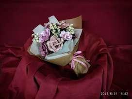 Buket bunga handmade