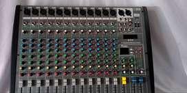 mixer BX series play music bisa dari hp via bluetooth 2,45jt