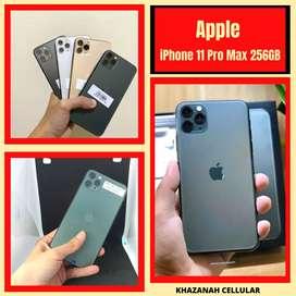 READY !! SECOND IPHONE 11 PRO MAX 256 GB EKS INTER