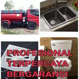 Jasa Service WC, Toilet, Wastafel, Pipa Saluran Air Got Mampet do Bali