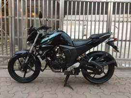 Black green yamaha fzs .1st owner all paper clear .SS MOTORS