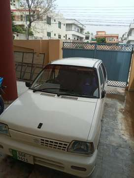 Used Suzuki Mehran with new n upgraded features. With lifetime token.