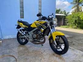Kawasaki Ninja SS 2014 Kuning