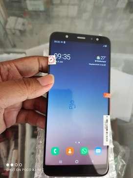 Lcd touchscreen samsung j6 plus