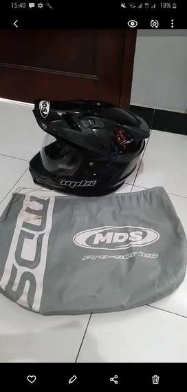 Helm MDS supermoto sise M