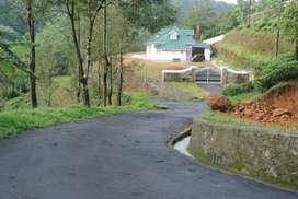 Peerimed 11acres Land with 2500 sqft bunglow for sale