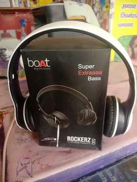 BOAT wireless headphone
